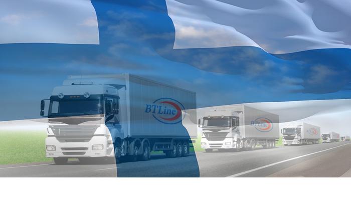 доставка из Финляндии