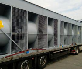 Поставка холодильного оборудования из Бельгии