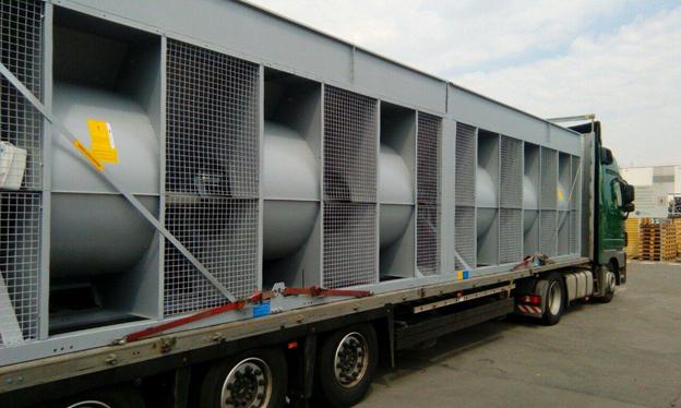 Доставка оборудования из Европы